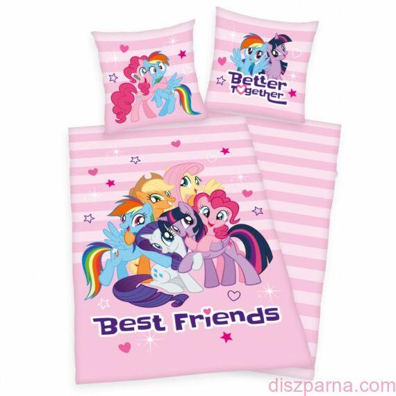Én kicsi pónim Best Friends ágynemű