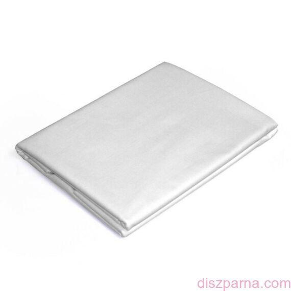 Fehér aláhajtós lepedő 220x240 cm