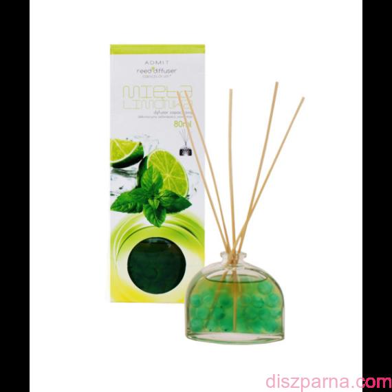 Lime bambuszpálcás illatosító