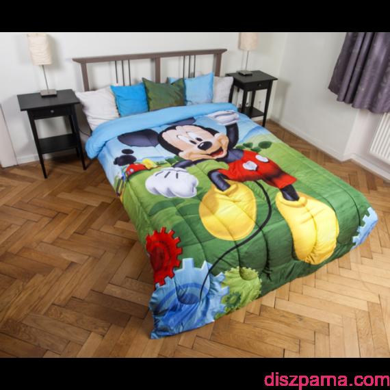 Mickey egér gyerek ágytakaró
