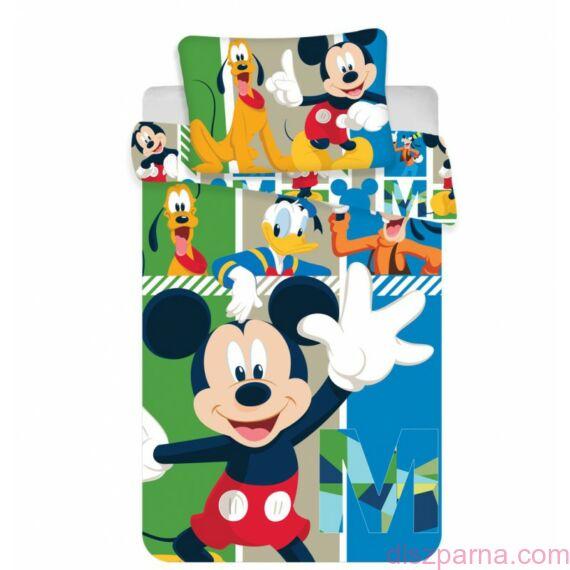 Mickey Egér Mozaik Ovis ágynemű