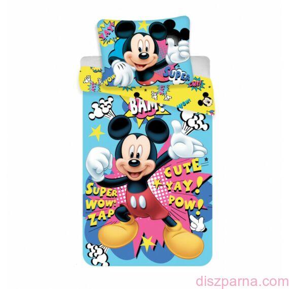 Mickey egér Super WOW ágynemű