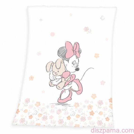 Minnie egér gyermekpléd