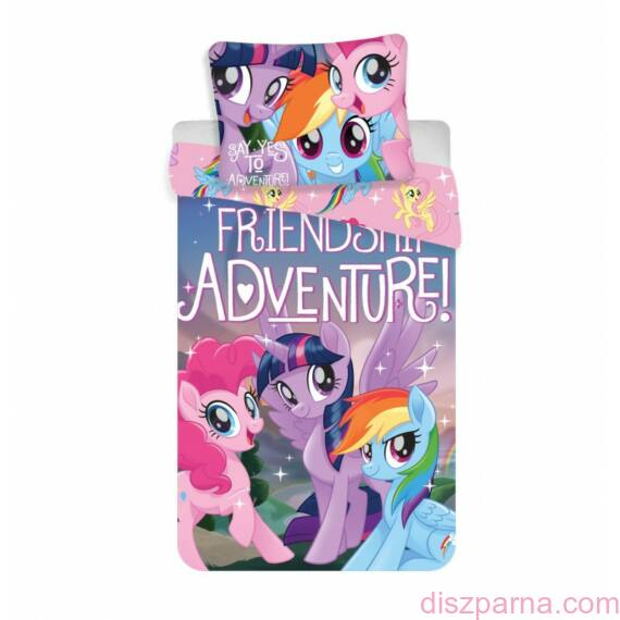 My little pony adventure ágynemű
