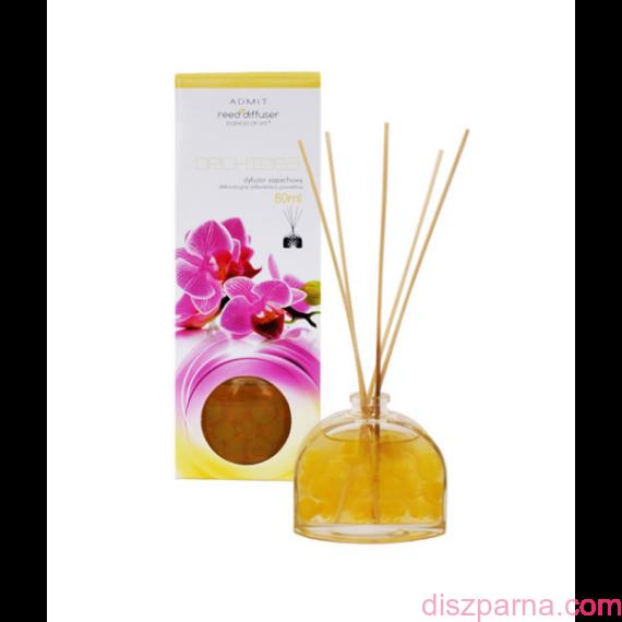 Orchidea bambuszpálcás illatosító