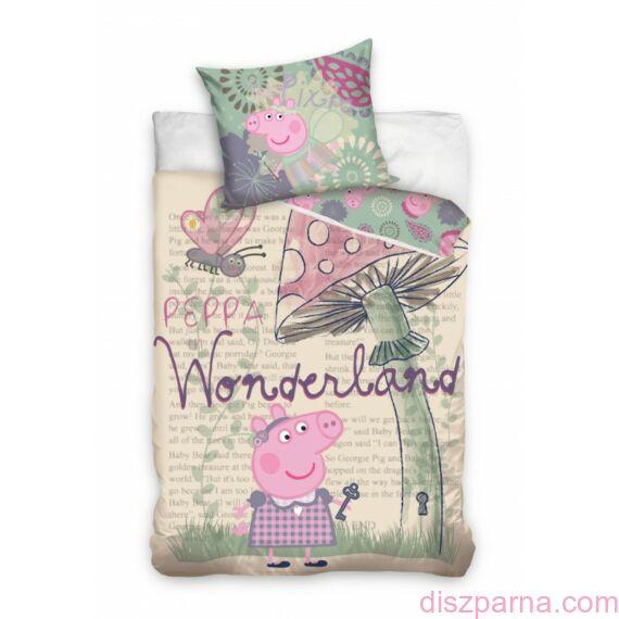Peppa Malac Wonderland ágynemű