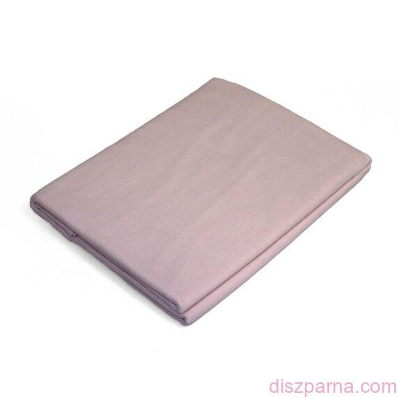 Rózsaszín aláhajtós lepedő 150x200 cm
