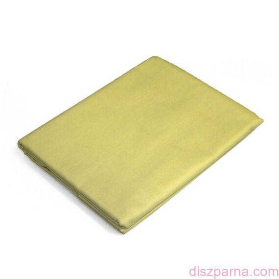 Sárga aláhajtós lepedő 180x240 cm