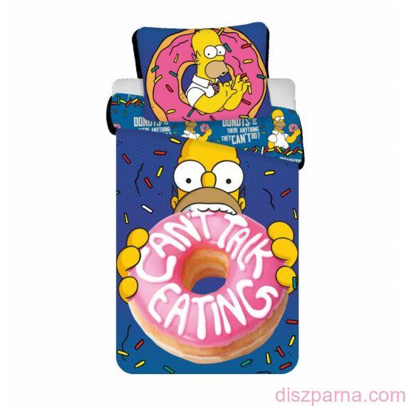 Simpson család Homer Fánk ágynemű
