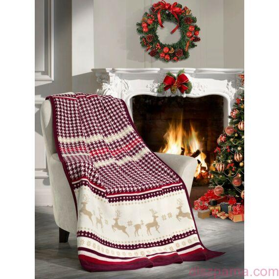 Softy karácsonyi takaró