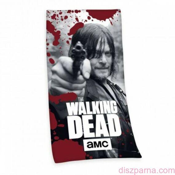The walking Dead Daryl törölköző 75x150 cm