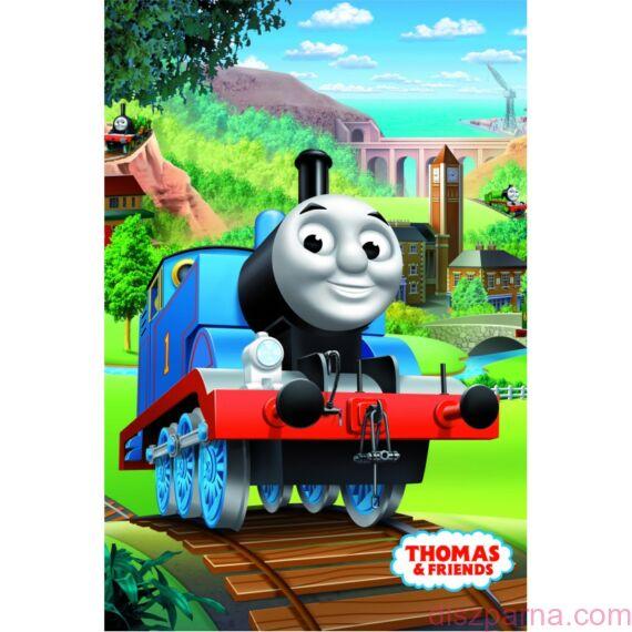 Thomas a gőzmozdony pléd