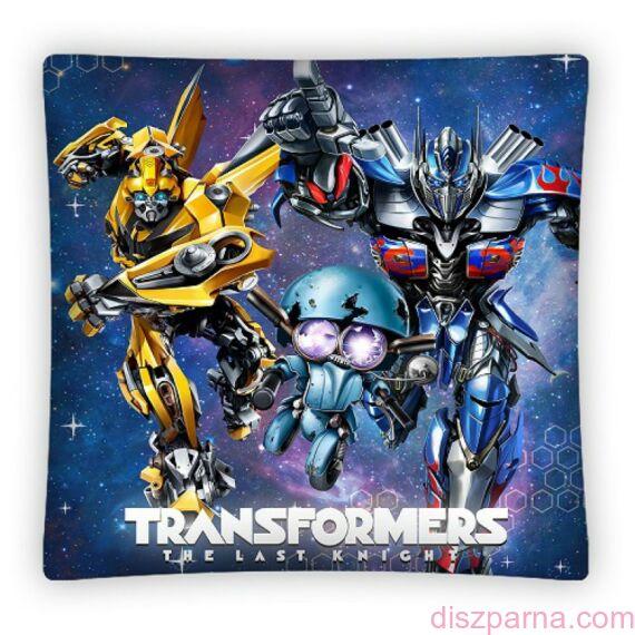 Transformers díszpárnahuzat