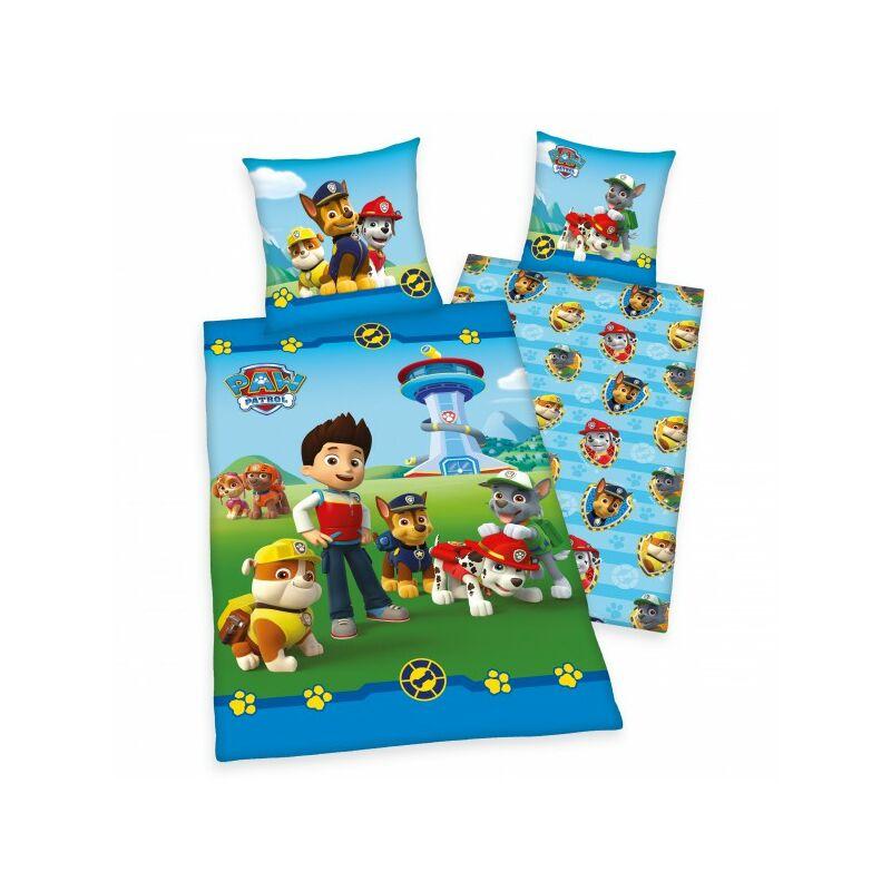 MANCS ŐRJÁRAT 2 részes gyermek ágynemű-garnitúra 140x200+70x90 cm -  Díszpárna.com Webáruház 25d64fe7e8