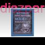 Kép 1/4 - Retro Coffee Kék falikép
